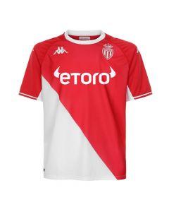 AS Monaco Home Shirt 2021/22