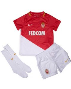 AS Monaco Kids Home Kit 2017/18