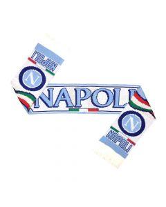 Napoli Jacquard Football Scarf