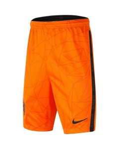Netherlands Kids Home Shorts 2020/21