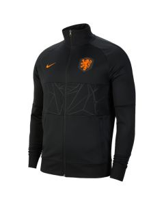 Netherlands Euro 2020 I96 anthem jacket (black)