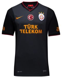 Galatasaray Kids Away Shirt 2013-14