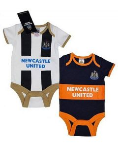 Newcastle United Baby Bodysuits 2016-17