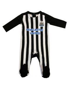 Newcastle United Baby Sleepsuit 2020/21