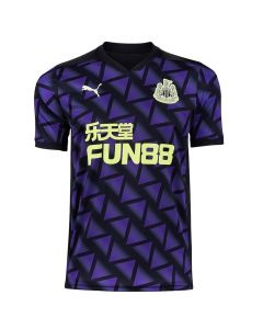 Newcastle United Third Shirt 2020/21