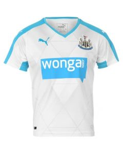 Newcastle United Away Jersey 2015 - 2016