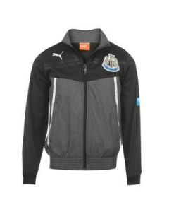 Newcastle United Boys Football Walk Out Jacket 2013-14