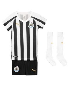 Newcastle United Puma Home Kit 2018/19 (Kids)