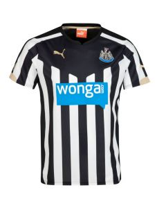 Newcastle United Kids (Boys Youth) Home Jersey 2014 - 2015
