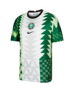 Nigeria Home Shirt 2020/21