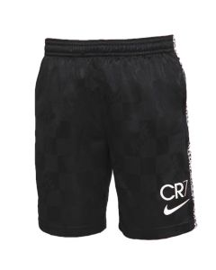 Nike CR7 black kids training shorts 20/21