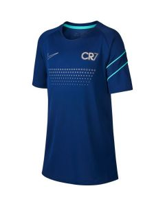 Nike CR7 Kids Blue Training Jersey 2019/20