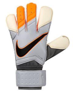 Nike Grip 3 Goalkeeper Gloves (Grey/Orange)