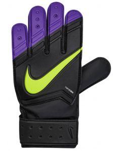 Nike Match Goalkeeper Gloves 2015/16 (Black/Purple)