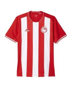 Olympiakos Adidas Home Shirt 2016/17 (Adults)