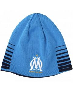 Olympic Marseille Reversible Beanie Hat 2020/21