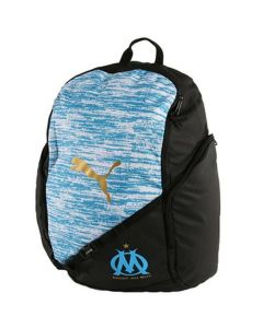 Olympique Marseille Liga Backpack 2018/19 (Black/Blue)