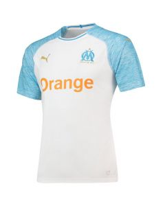 Olympique Marseille Puma Home Shirt 2018/19 (Adults)