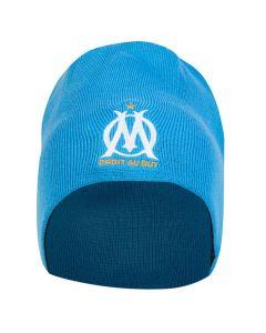 Olympique Marseille Puma Reversible Beanie Hat 2018/19