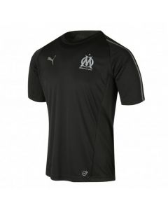 Olympique Marseille Puma Black Training Jersey 2018/19 (Adults)