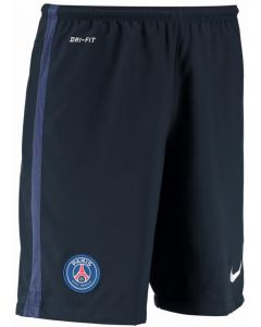 Paris Saint-Germain Kids (Boys Youth) Home Shorts 2015 - 2016