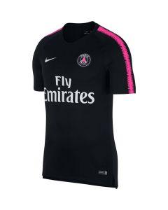 Paris Saint Germain Nike Black Squad Training Jersey 2018/19 (Adults)