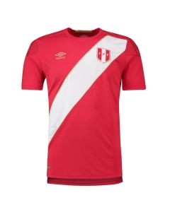 Peru Umbro Away Shirt 2018/19 (Adults)