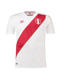 Peru Umbro Home Shirt 2018/19 (Adults)