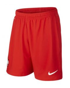 Poland Home Shorts 2014 - 2015