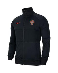 Portugal Black I96 Anthem Jacket 2020/21