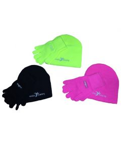 Precision Running Hat and Gloves Set