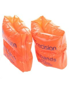 Precision Swim Orange Armbands