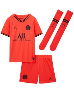 Paris Saint Germain Kids Away Kit 2019/20