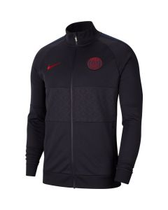 Paris Saint Germain Dark Grey I96 Jacket 2019/20