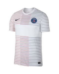 Paris Saint Germain White Pre-Match Jersey 2019/20