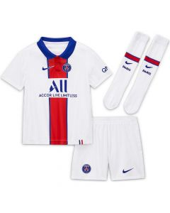 Paris Saint-Germain Kids Away Kit 2020/21