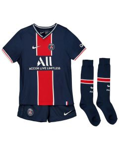 Paris Saint-Germain Kids Home Kit 2020/21