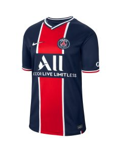 Paris Saint-Germain Kids Home Shirt 2020/21