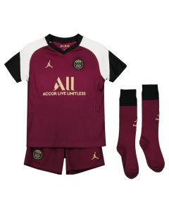 Paris Sain Germain Kids Third Kit 2020/21