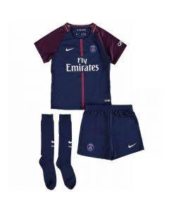 Paris Saint-Germain Kids Home Kit 2017/18