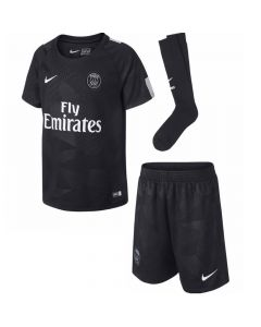 Paris Saint Germain Kids Third Kit 2017/18