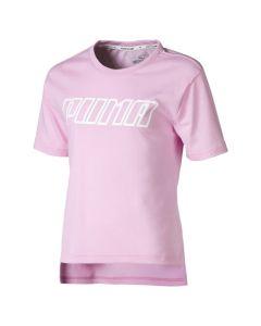 Puma Girls Ace T-shirt (Pink)