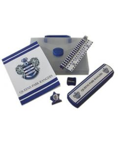 Queens Park Rangers 8 Piece Stationary Set