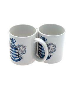 Queens Park Rangers Crest Mug