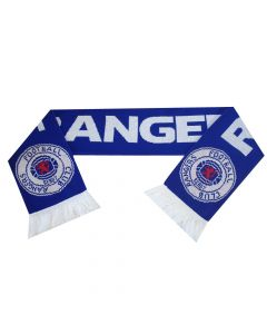 Glasgow Rangers Football Scarf