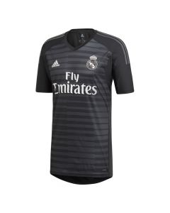 Real Madrid Adidas Home Goalkeeper Shirt 2018/19 (Kids)