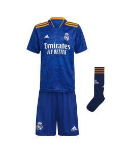 Real Madrid Youth Away Kit 2021/22