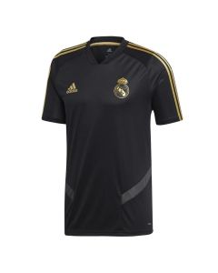 Real Madrid Black Training Jersey 2019/20