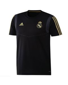 Real Madrid Kids Black T-shirt 2019/20