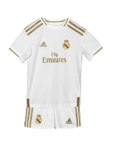Real Madrid Kids Home Kit 2019/20
